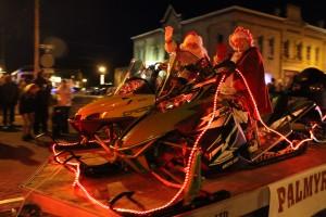 Lioness Christmas Parade
